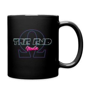 The End Media Logo (Retro) Mug - Full Color Mug