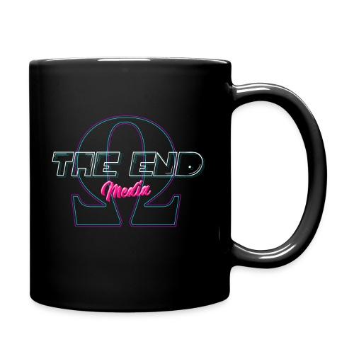 The End Media Logo (Retro) Mug - Full Color Mug