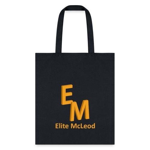 Elite McLeod Carry Bag Black - Tote Bag