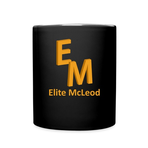Elite McLeod Mug Black - Full Color Mug