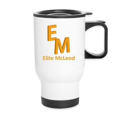 Elite McLeod Mug White - Travel Mug