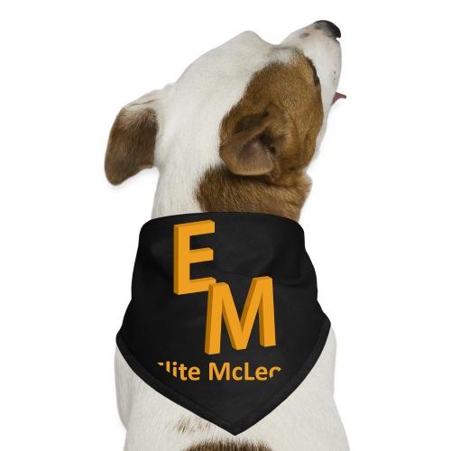 Elite McLeod Dog Bandana White - Dog Bandana