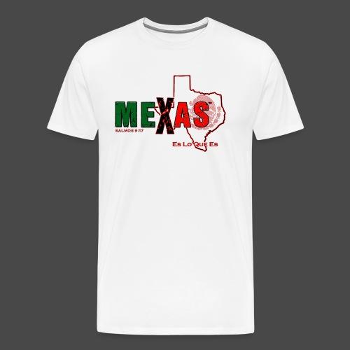 MEXAS - Small - 5XL - Men's Premium T-Shirt