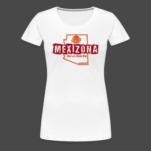 MEXIZONA - Women's Premium T-Shirt
