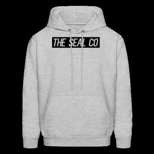 The Seal Co SimpleBox Hoodie - Men's Hoodie