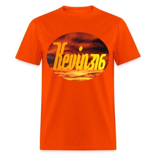 Kevin316 Men's Sunset T-Shirt - Men's T-Shirt