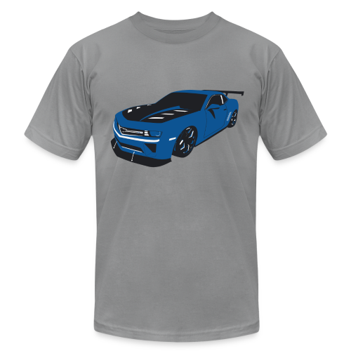 Bagged Camaro - Men's Fine Jersey T-Shirt