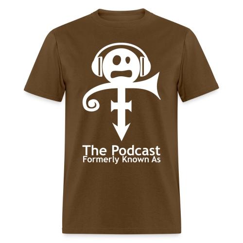 TPFKA T-Shirt Brown - Men's T-Shirt