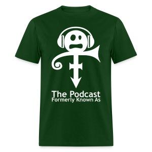 TPFKA T-Shirt Green - Men's T-Shirt