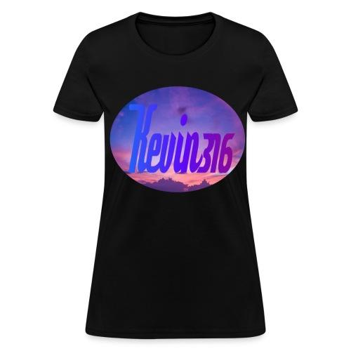 Kevin316 Women's Sunset T-Shirt - Women's T-Shirt