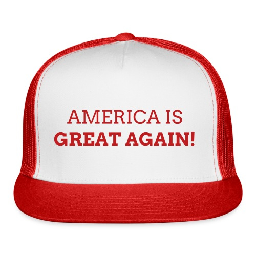 Great Again Trucker Cap - Trucker Cap