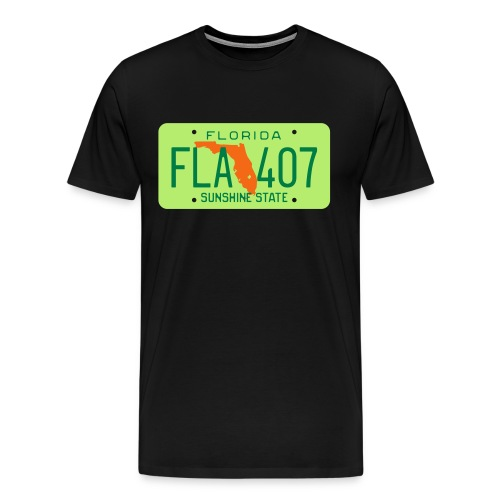 FLA TAG - Men's Premium T-Shirt