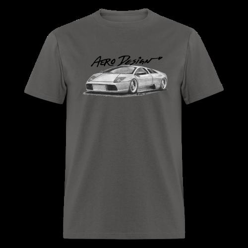 Murcielago T-Shirt (Front Only) - Men's T-Shirt