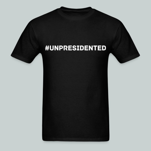 #unpresidented T - his - Men's T-Shirt