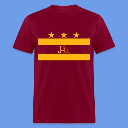 Skins Colors 2 J Hill - Men's T-Shirt