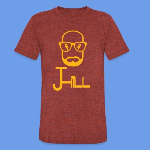 Skins Colors J Hill - Unisex Tri-Blend T-Shirt