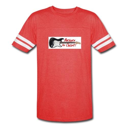 orange shirt - Vintage Sport T-Shirt