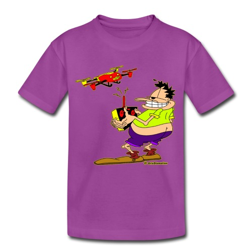 Ongher Droning Out - Kids' Premium T-Shirt