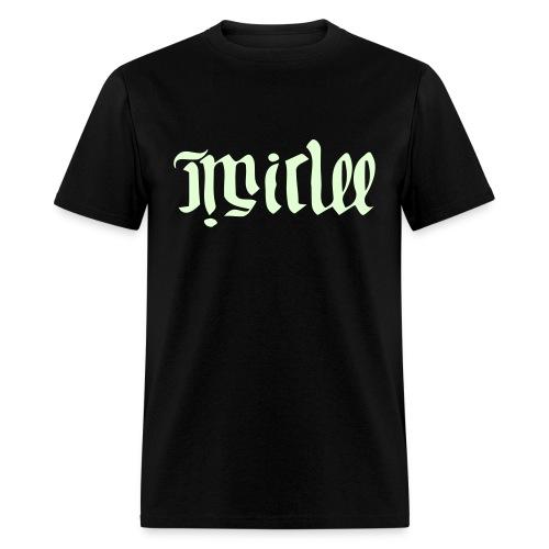 MIC:LEE Glow Men's T-Shirt (Legacy Logo) - Men's T-Shirt