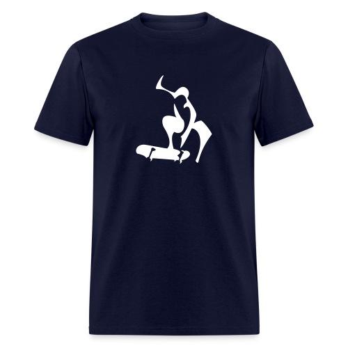 Skateboarder - Men's T-Shirt