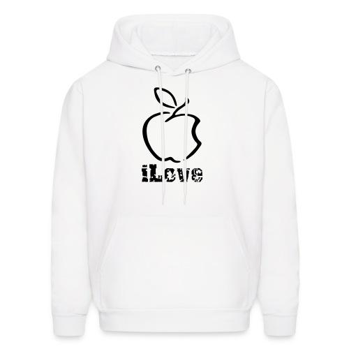 Apple Hoodie 2 - Men's Hoodie