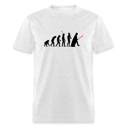 Darth Vader Evolution - Men's T-Shirt