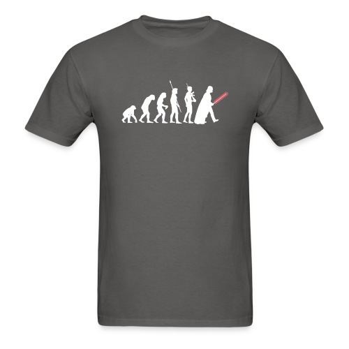 Darth Vader Evolution - Men's T-Shirt