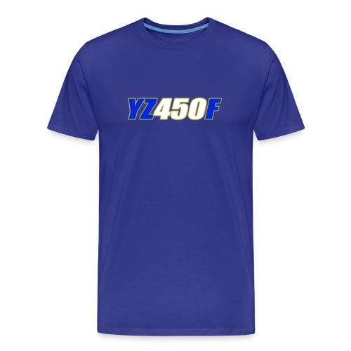 yz450f - Men's Premium T-Shirt
