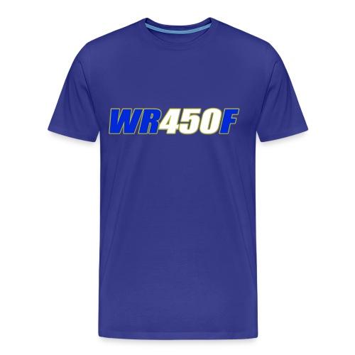 wr450f - Men's Premium T-Shirt