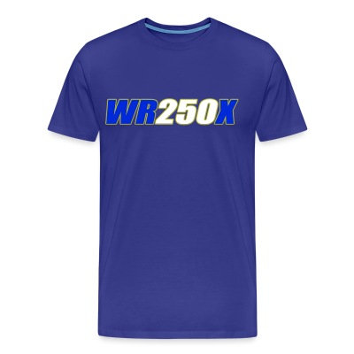 wr250x - Men's Premium T-Shirt