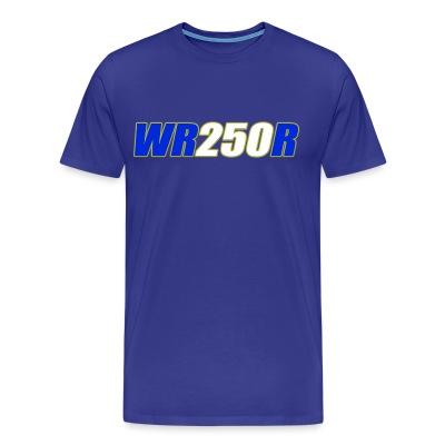 wr250r  - Men's Premium T-Shirt