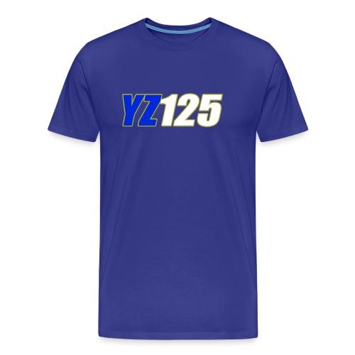 yz125 - Men's Premium T-Shirt