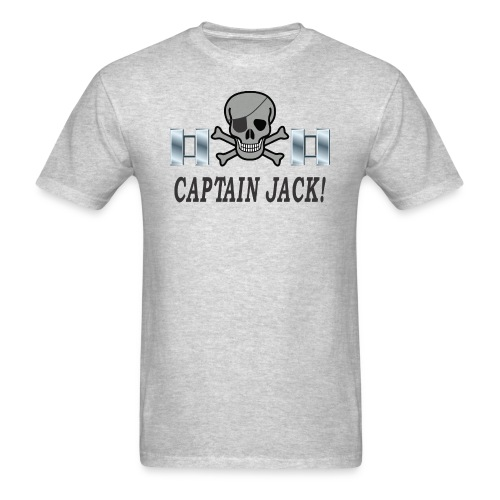 Capt Jack - Men's T-Shirt
