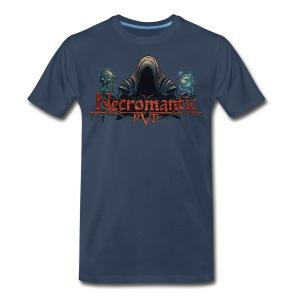 NecromanticPvP Men's Shirt - Men's Premium T-Shirt
