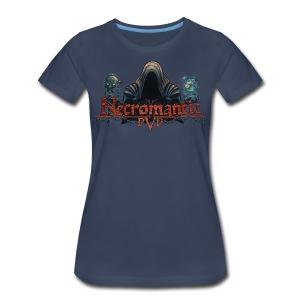 NecromanticPvP Women's Shirt - Women's Premium T-Shirt