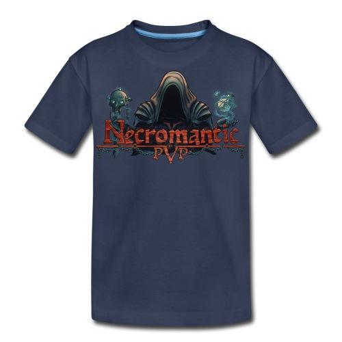 NecromanticPvP Kid's Shirt - Kids' Premium T-Shirt