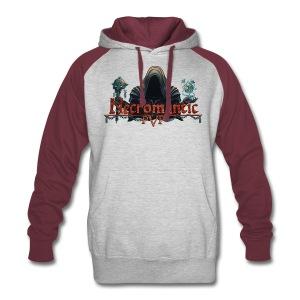 NecromanticPvP Hoodie - Colorblock Hoodie