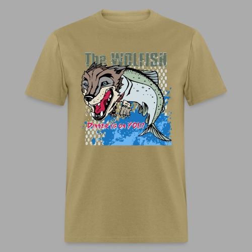 The Wolfish - Men's T-Shirt