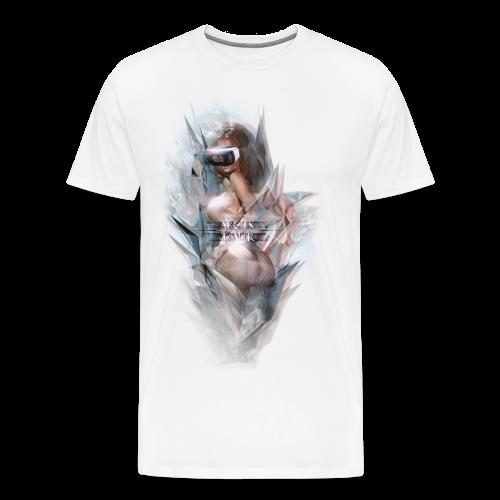 V R - M U S E  No.1 - Men's Premium T-Shirt