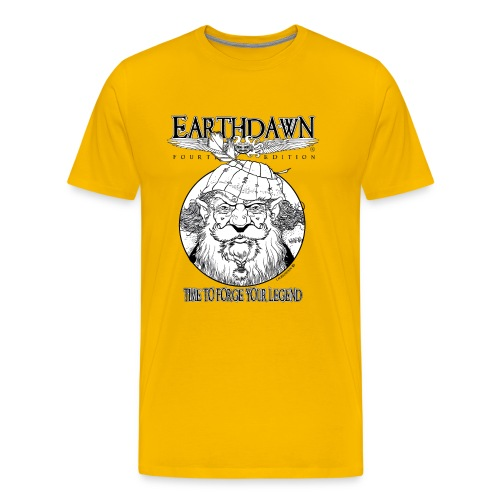 Dwarf: 8 Days of Name-Givers (Mens) - Men's Premium T-Shirt