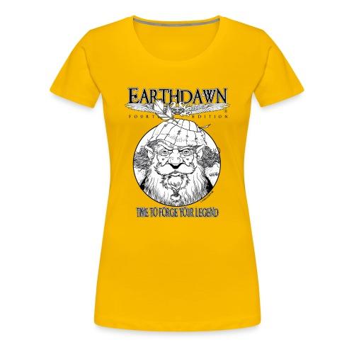 Dwarf: 8 Days of Name-Givers (Womens) - Women's Premium T-Shirt