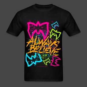 SALE Ultimate Warrior Always Believe Shirt - Men's T-Shirt