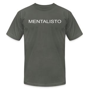 Mentalisto / HappyCool T-Shirt - Men's Fine Jersey T-Shirt