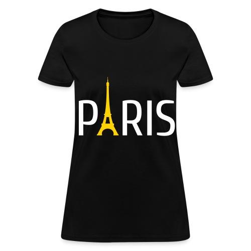 Francophile - Women's T-Shirt
