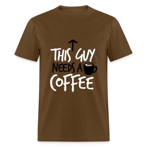 Coffee Lovers - Men's T-Shirt