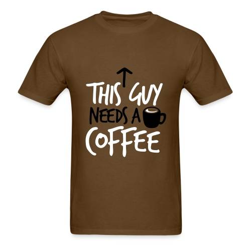 Coffee Lovers - Men's T-Shirt