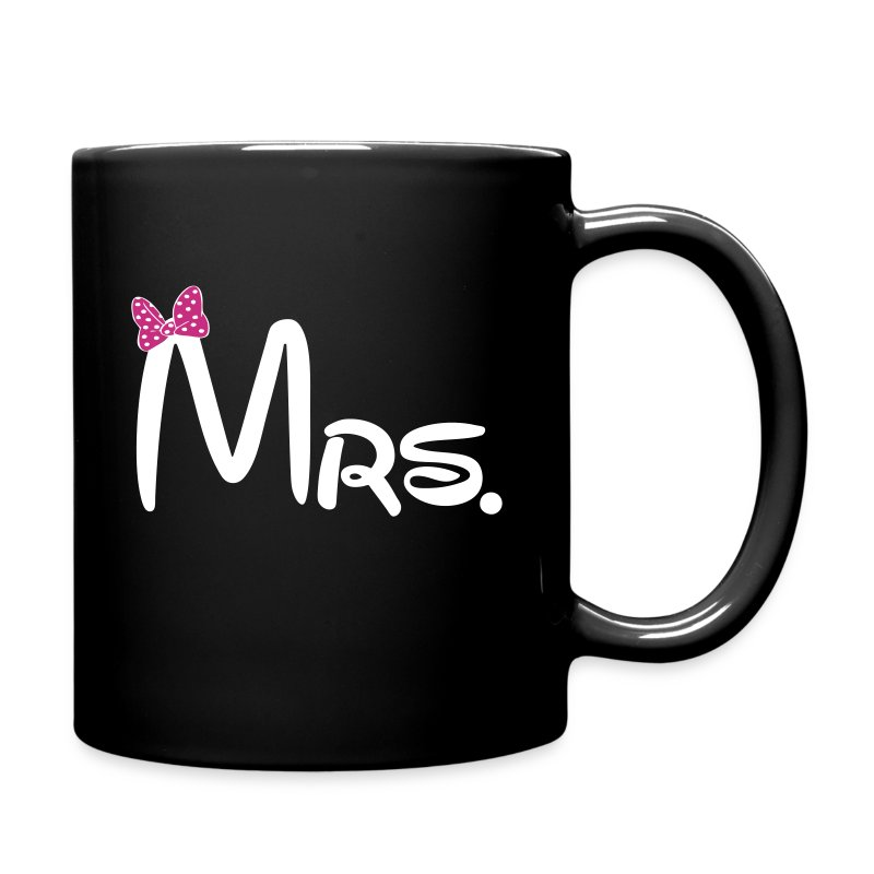 Mrs. - Full Color Mug