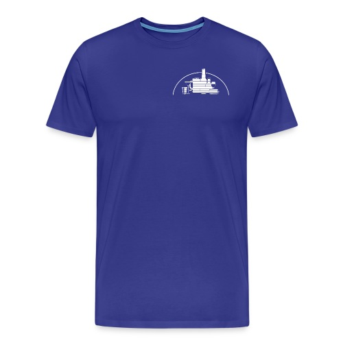 Bottle Castle (small) Men's Tee! - Men's Premium T-Shirt
