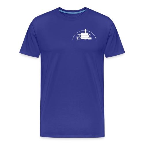 Bottle Castle (small) Men's Tee! - Men's Premium T-Shirt