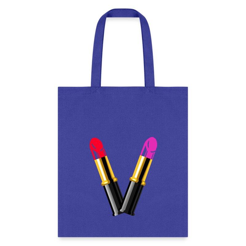 lipsticks - Tote Bag